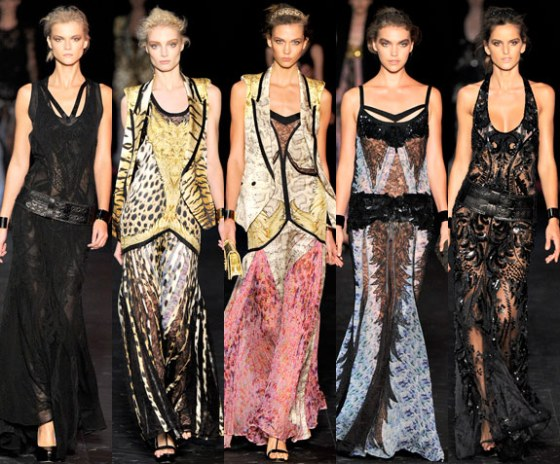 Roberto-Cavalli-Spring-2012-Gowns